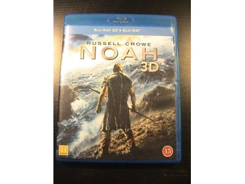 NOAH 3D (Russel Crowe) / BLURAY 3D + BLURAY