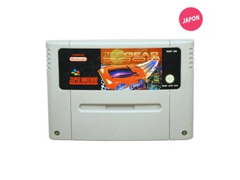 Top Gear 3000 (EUR / SNES)