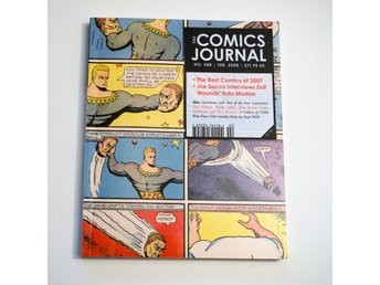 The Comics Journal #288 Feb. 2008