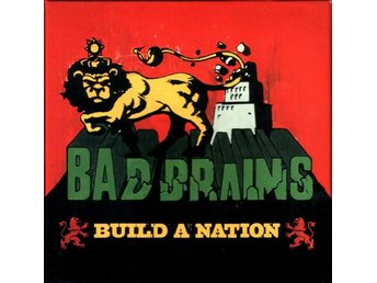 "Bad Brains - Build A Nation (7"", Pic + 7"", Gre + 7"", Yel + 7"", Red + Box, Album)"