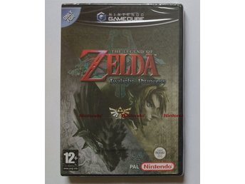 INPLASTAT Zelda: Twilight Princess till Nintendo GameCube