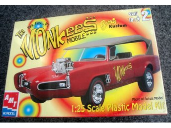 AMT/ERTL ... The MONKees MOBILE ...
