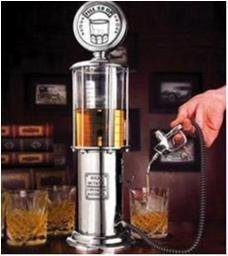 NY! Bar Dispenser Bardispenser Bensinpump