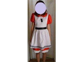 Living Dead Dolls lolita klänning Alice halloween - Kista - Living Dead Dolls lolita klänning Alice halloween - Kista