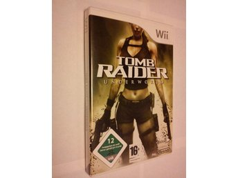 Wii: Tomb Raider/Tombraider Underworld