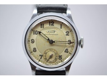 FIN VINTAGE UR TISSOT ANTIMAGNETIQUE