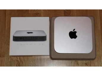 Apple Mac mini (late 2012) 2,5GHz - 16GB RAM - 250GB SSD + 500GB HDD