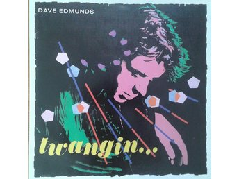 Dave Edmunds  titel*  Twangin...* Rock, Rock & Roll Germany LP