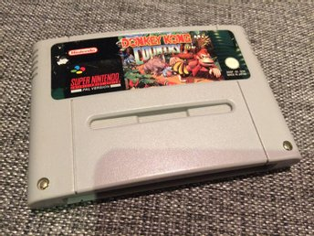 Supernintendo, SNES***Donkey Kong Country***