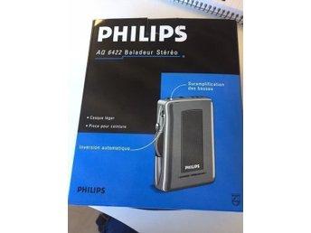 Philips kassettbandspelare NY freestyle - Västerhaninge - Philips kassettbandspelare NY freestyle - Västerhaninge
