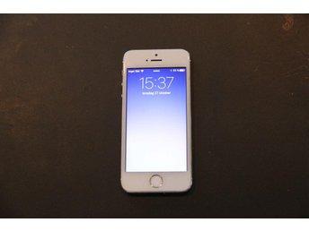 Defekt iPhone 5S 16GB OLÅST - Lidingö - Defekt iPhone 5S 16GB OLÅST - Lidingö