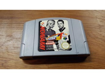 INTERNATIONAL SUPERSTAR SOCCER 99 N64