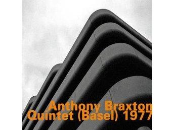 Braxton Anthony Quintet: Basel 1977 (CD) - Nossebro - Braxton Anthony Quintet: Basel 1977 (CD) - Nossebro