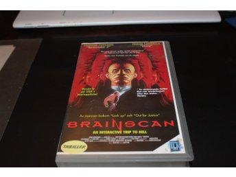 VHS-film: Brainscan - Kosta - VHS-film: Brainscan - Kosta