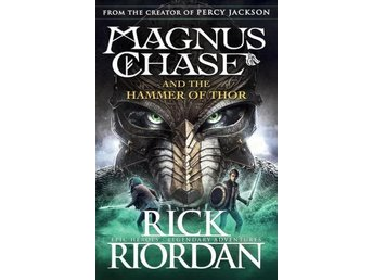 Magnus Chase And The Hammer Of Thor (book 2) (Bok)