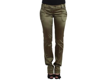 Galliano - Green Slim Fit Pants