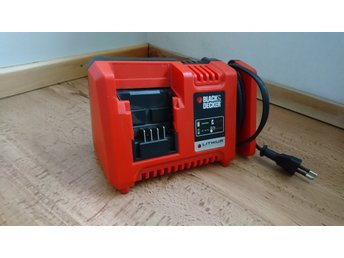 Laddare Black & Decker 20 V