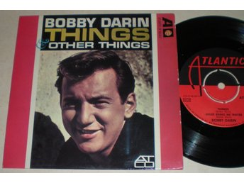 Bobby Darin EP/PS Things 1962