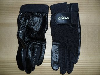Zildjian Leather Drummer Gloves