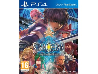 Star Ocean Integrity and Faithlessness - Till PS4!!! REA