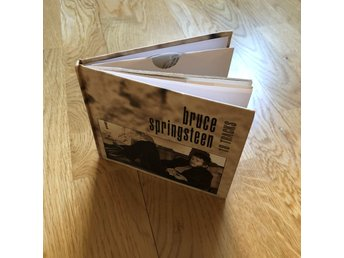 Bruce Springsteen 18 Tracks French book edition