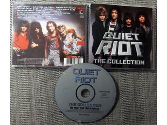 Quiet Riot The Collection Connoisseur Collection – VSOP CD 333 Made in UK 2000
