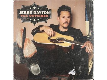 Dayton Jesse: The outsider 2018 (CD)
