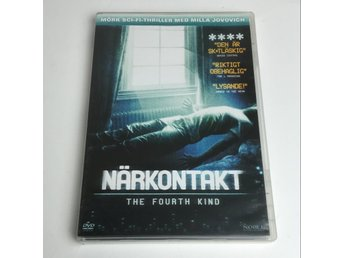 DVD video, DVD-Film, Närkontakt