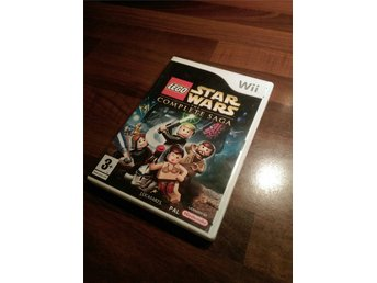 Nintendo Wii-spel star wars the complete saga