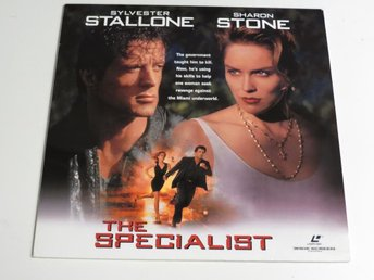 THE SPECIALIST (Laserdisc) Sylvester Stallone