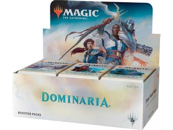 Magic The Gathering: DOMINARIA Booster Box 36-Pack. Kort