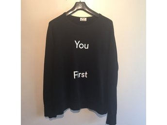 Acne Studios sweatshirt You First Size M