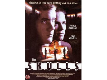 The Skulls (Joshua Jackson, Paul Walker)