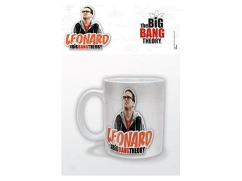 Big Bang Theory Mugg Leonard