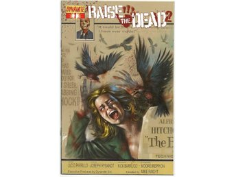 Raise The Dead 2 # 1 Cover A NM Ny Import REA!