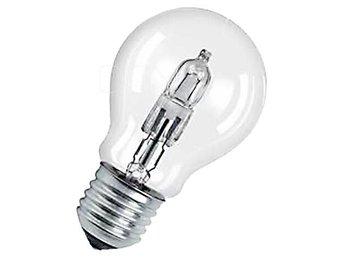 Osram Halogen Pro Lampa E27 30W (40W) varmvit 405 lm klar - Höganäs - Osram Halogen Pro Lampa E27 30W (40W) varmvit 405 lm klar - Höganäs