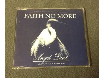 FAITH NO MORE - Angel Dust (1992) //PROMO//