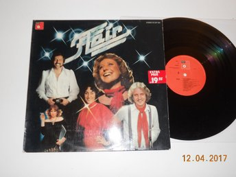 FLAIR - S/T, LP Basf Tyskland 1976
