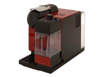 DeLonghi EN 520.R Lattissima Nespresso machine Passion Red - Solna - DeLonghi EN 520.R Lattissima Nespresso machine Passion Red - Solna