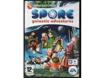 Spore Galactic Adventures Expansionspack