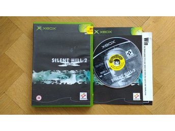 Xbox: Silent Hill 2: Inner Fears