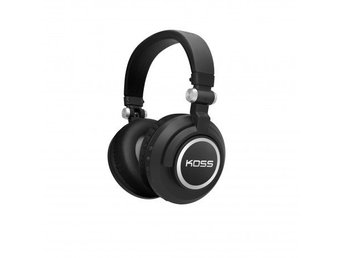 KOSS Hörlur BT540i Bluetooth Over-Ear Svart Mic