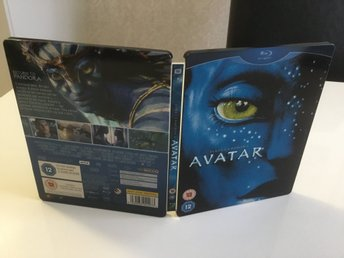 Avatar - Limited Steelbook (2-disc, Blu-ray)