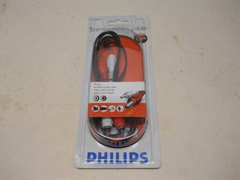 Philips Stereo Audio Cable 1,5 meter