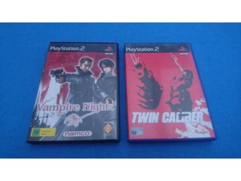 PS2 Vampire Night, Twin Caliber