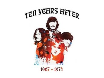 Ten Years After: Complete studio box 1967-1974 (10 CD) FRAKTFRITT - Nossebro - LÅTLISTA:1.I Want To Know Mono2.I Can't Keep From Crying, Sometimes Mono3.Adventures Of A Young Organ Mono4.Spoonful Mono5.Losing The Dogs Mono6.Feel It For Me Mono7.Love Until I Die Mono8.Don't Want You, Woman Mono9.Help Me Mono10.I May Be Wr - Nossebro