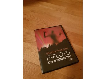 DVD – P-Floyd Shadows Never Sleep (2012)