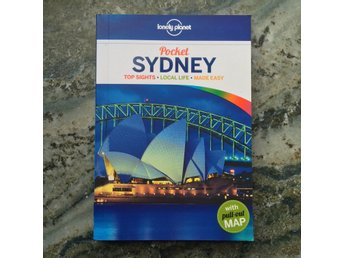 Lonely Planet reseguide pocket Sydney