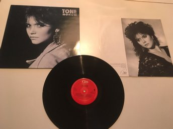 Tone Norum - One of a kind originalinner vinyl LP