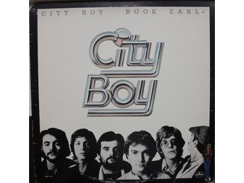 LP City Boy Book early